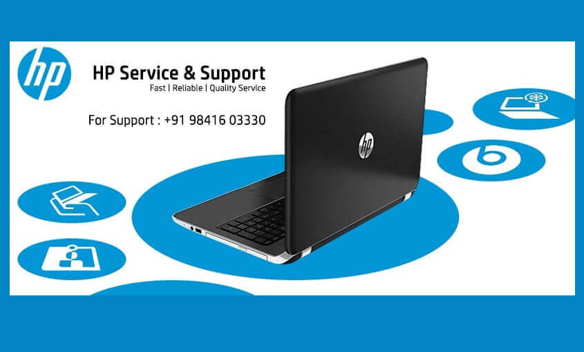 HP Service Center In Chennai